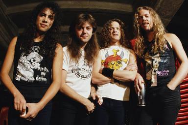 Metalllica en 1991
