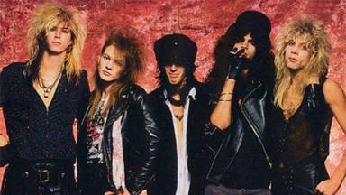 Guns N' Roses: ¿sabes cuáles son las únicas cuatro canciones que no han tocado en directo?