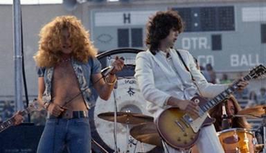 """¿Cuánto costaba ver a Led Zeppelin en el mejor momento de su carrera? """"Ganaban 1000 dólares por minuto"""""""