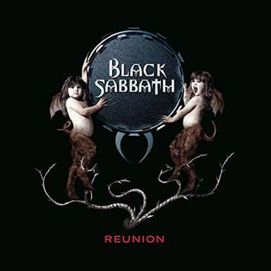 Reunion y su cuarto álbum en directo de Back Sabbath