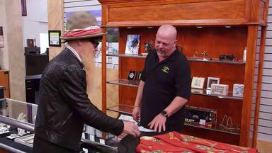 La espectacular aparición de Billy Gibbons (ZZ Top) en La Casa de Empeños
