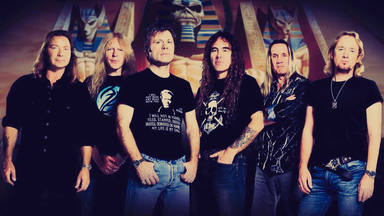 Numerosas voces exigen la entrada de Iron Maiden al Rock and Roll Hall of Fame