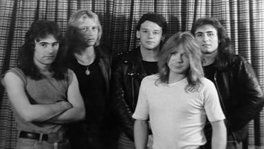 Intentó entrar a Iron Maiden a finales de los '70 y esto fue lo que pasó