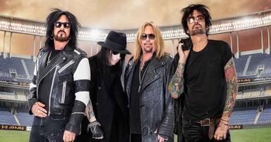 """¿Cómo ha aguantado Mötley Crüe tantos años sobre el escenario? """"Todo tiene que ver con los ensayos"""""""