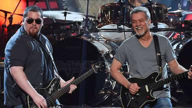 """El hijo de Van Halen dice que """"no quiere ser como su padre"""" y así le responde Sammy Hagar"""