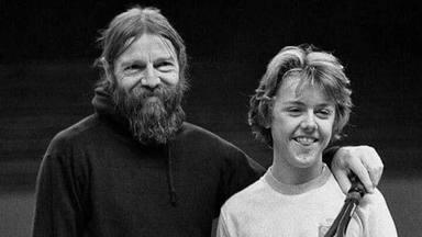 """Lars Ulrich (Metallica) explica el verdadero motivo por el que dejó el tenis: """"Vivía engañado"""""""
