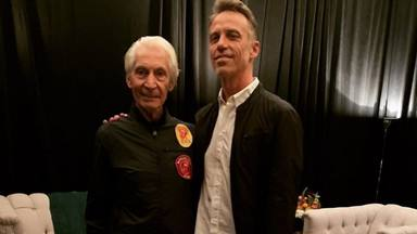 """Matt Cameron (Soundgarden) recuerda a Charlie Watts: """"Se negaba a que le dijeran que era un batería de rock"""""""