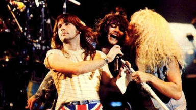 """Dee Snider (Twisted Sister) recuerda cómo fue tratado por Iron Maiden: """"Nunca quise hacer lo mismo que ellos"""""""