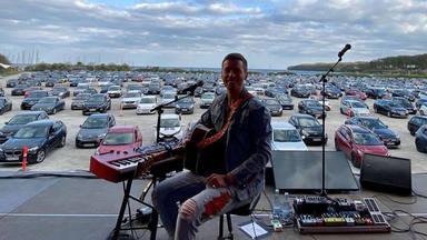 Conciertos desde el coche, la nueva alternativa para la música en directo en Dinamarca
