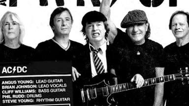 """Así es como la reunión de AC/DC se comenzó a """"cocer"""" en el funeral de Malcolm Young"""