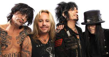 Mötley Crüe: hedonismo por bandera