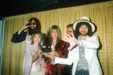 'Rumours' de Fleetwood Mac arrasó y se convirtió en el álbum más vendido de la historia en Reino Unido