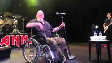 Los miembros de Iron Maiden no habrían ayudado a Paul Di'Anno con sus serios problemas de salud