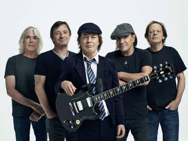 """Lo último de AC/DC promete """"dar mucho"""" la lata"""