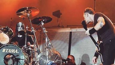 """Joey Jordison (Slipknot) se """"estaba cagando de miedo"""" cuando tocó con Metallica"""