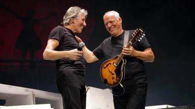 David Gilmour publica una grabación inédita de Pink Floyd.