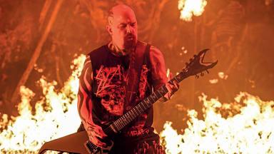 """Kerry King se lamenta de que Slayer se retirase """"demasiado pronto"""": """"Que me jodan, odio no tocar"""""""