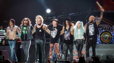 """Guns N' Roses saca tajada del """"accidente"""" con Trump en la fábrica de mascarillas"""