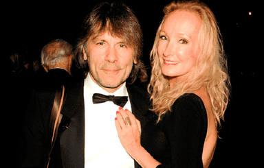Paddy Bowden, esposa de Bruce Dickinson (Iron Maiden), ha fallecido