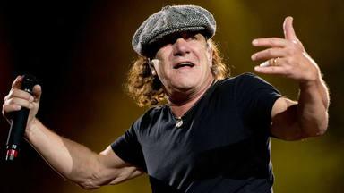 Brian Johnson (AC/DC) explica por qué no se hubiera podido quejar si hubiera tenido que retirarse