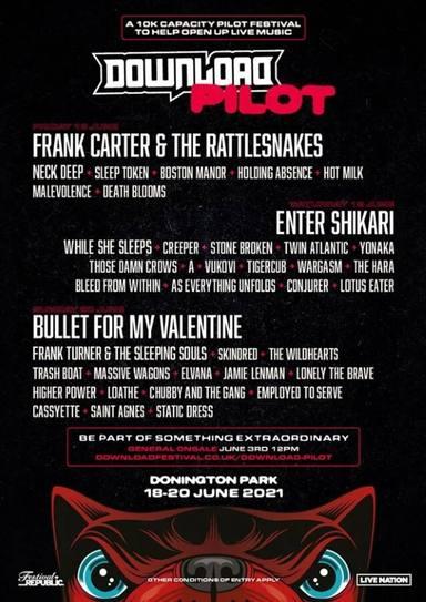 Cartel Download Pillot Festival
