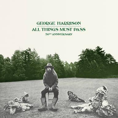 George Harrison: descubre Cosmic Empire, su canción oculta que no había visto la luz hasta hoy