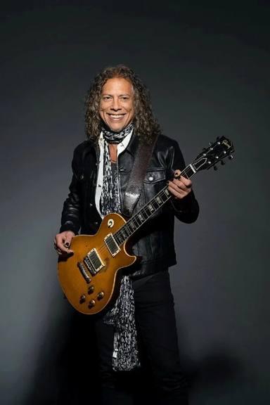 Kirk Hammett (Metallica) une fuerzas con Gibson: Es un gran momento para hacerlo