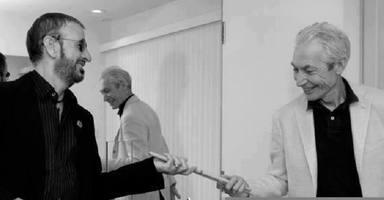 """Ringo Starr se deshace en elogios hacia Charlie Watts: """"Hizo un trabajo maravilloso con su banda"""""""