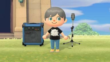 Animal Crossing y el rock