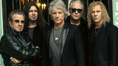 """Jon Bon Jovi: """"Estoy muy orgulloso del trabajo que hemos hecho en este disco"""""""