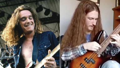 """Este bajista de 19 años parece ser la """"reencarnación"""" de Cliff Burton (Metallica)"""