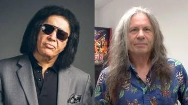"Gene Simmons (Kiss) califica de ""repugnante"" que Iron Maiden no haya entrado al Rock and Roll Hall of Fame"