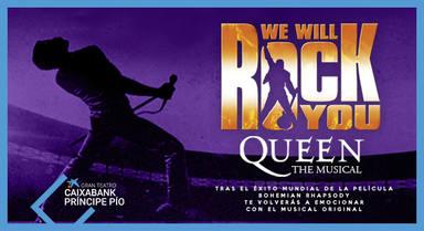 Brian May (Queen) busca a la próxima estrella del musical 'We Will Rock You' en TikTok