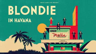 Portada de 'Blondie: Vivir en La Habana'