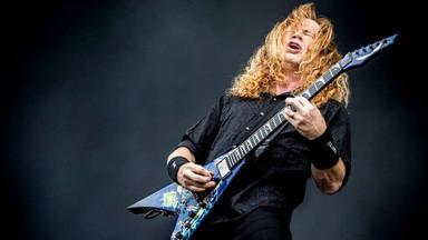 """Dave Mustaine (Megadeth) culpa a Metallica de haber estado enganchado a la heroina: """"Me destrozaron la cabeza"""""""