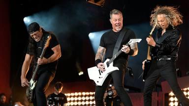 Estas son las canciones de metal más escuchadas del último mes: Metallica domina la lista