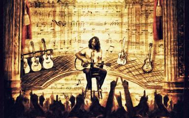 """""""Songbook"""", el disco en el que Chris Cornell se convirtió en trovador"""