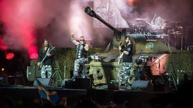 Sabaton: Así ha sido su glorioso regreso al escenario delante de 40.000 personas