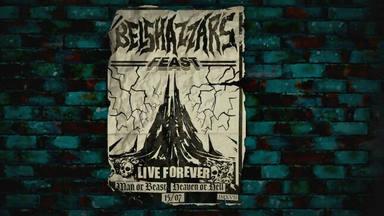 """El último adelanto del """"Belshazzar's Fest"""" de Iron Maiden dejaría al descubierto el nombre de su nuevo disco"""