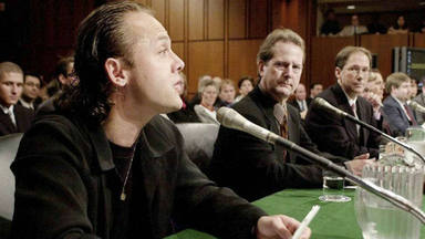Metallica vs Napster: el día que Lars Ulrich se convirtió en el enemigo público número uno