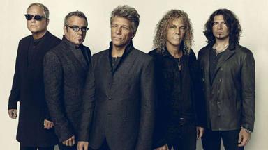 Bon Jovi en el X aniversario del iHeartRadio Music Festival 2020