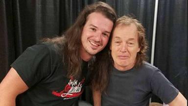 Así ha tratado la vida al hombre al que despidieron por hacer una audición con AC/DC en 2016