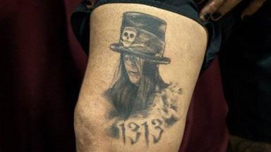 Así se hicieron Nikki Sixx (Mötley Crüe) o Corey Taylor (Slipknot) tatuajes más explosivos