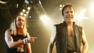 Bruce Dickinson desvela el gran error que Iron Maiden estuvo cerca de cometer por culpa de Nicko McBrain
