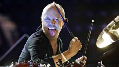 """Lars Ulrich (Metallica) desvela quién es """"el mejor batería de la historia"""""""