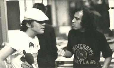 El Pirata con Ian Dury