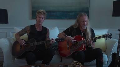 ¿Qué hacen Duff McKagan (Guns N' Roses) y Jerry Cantrell (Alice in Chains) juntos?