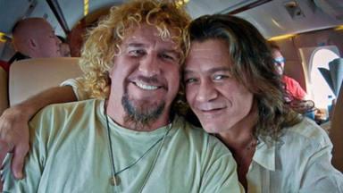 Sammy Hagar cómo fue su emocionante reconciliación con Eddie Van Halen antes de su muerte