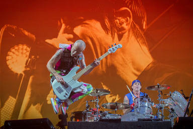 Red Hot Chili Peppers: magia en la sangre