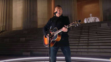 VÍDEO: Así fueron las actuaciones de Bon Jovi, Foo Fighters y Bruce Springsteen en la investidura de Joe Biden